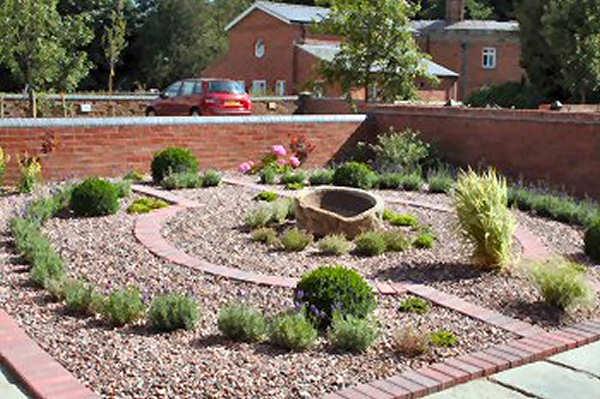 Victoria Nettleton Landscape Garden Design Shropshire Tourism Leisure Guide