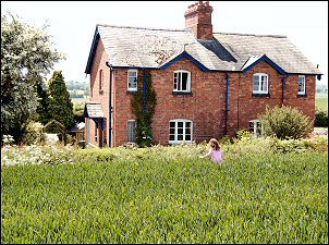 Eudon Burnell Cottage Shropshire Tourism Amp Leisure Guide