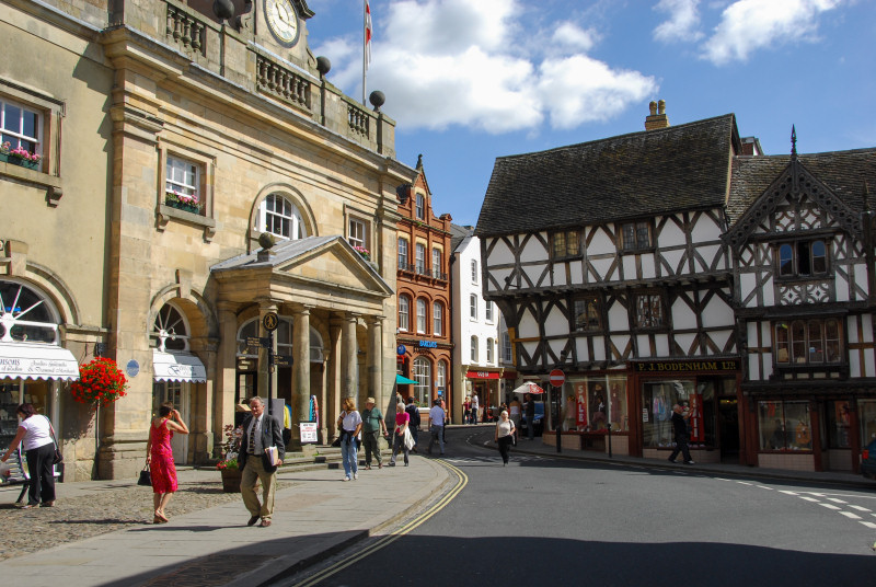 Visit Shropshire Towns