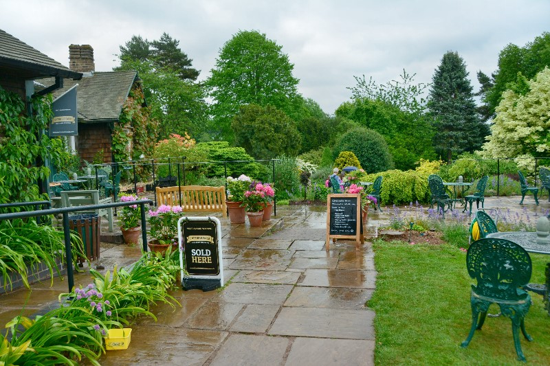Market Drayton Tea Room Walk