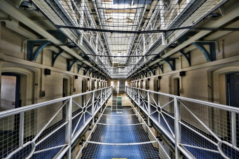 shrewsbury-prison-Wing-landings