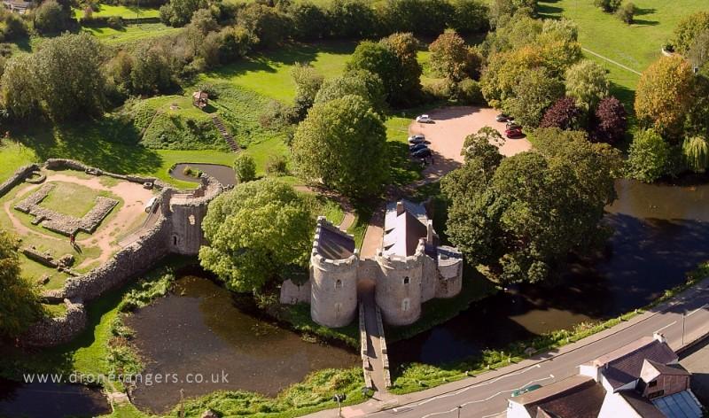 Whittington Castle - Shropshire Tourism & Leisure Guide