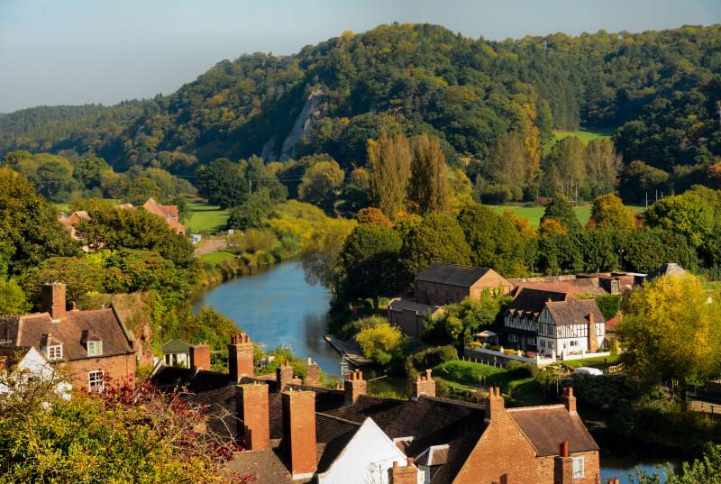 Find Shropshire