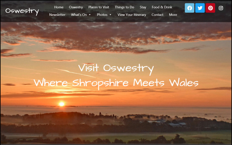 Visit Oswestry
